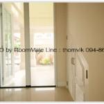 RoomDD by RoomMate มุ้งลวดแบบพับจีบ รุ่น walker